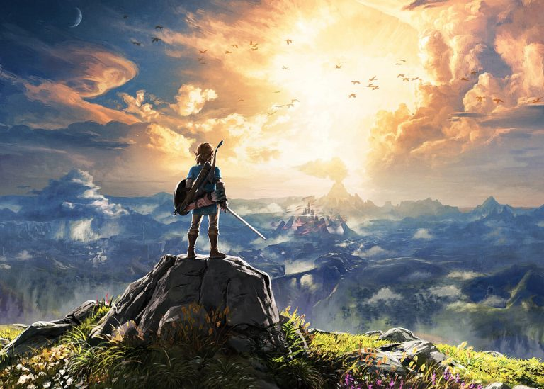 Legend of Zelda Wii U Will Be Playable at E3