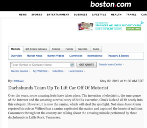 boston.com fake press release