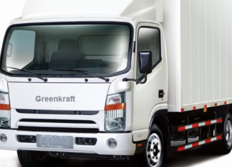 greenkraft stock