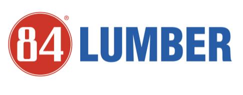 logo 84 lumber