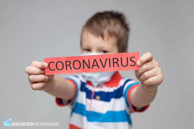 Children risk COVID-19