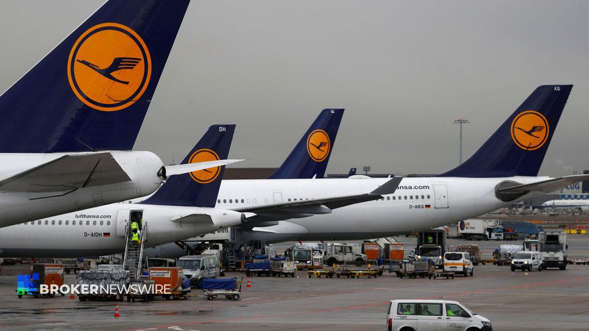 Lufthansa pilots