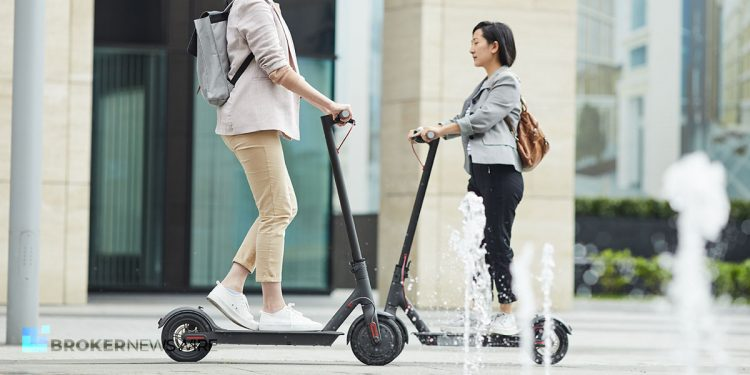Scooter industry market