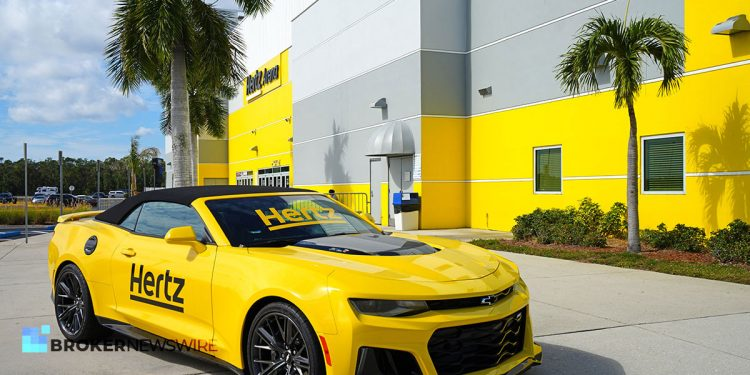 US car rental company Hertz files for insolvency